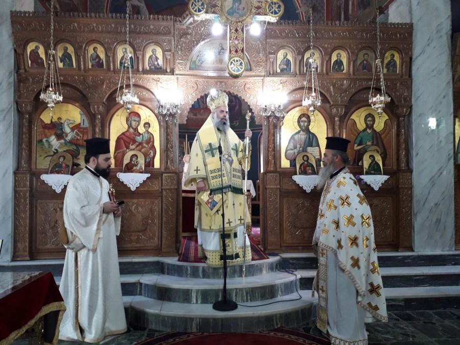 Κυριακή  Ματθαίου στην Ι.Μ. Θεσσαλιώτιδος