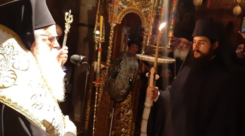Δημητριάδος Ιγνάτιος: «Ο Μοναχισμός είναι η ραχοκοκαλιά της Εκκλησίας»