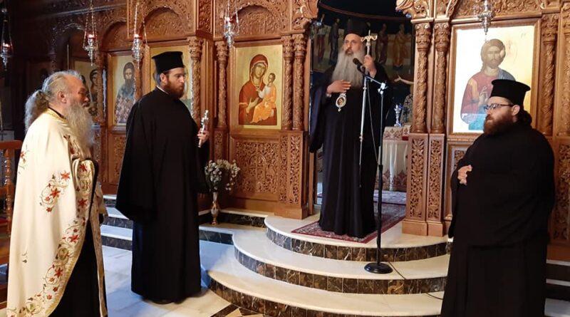 Ιερά Παράκληση προς την Υπεραγία Θεοτόκο στην Ι.Μ. Αγίων Θεοδώρων Καλαμπάκας