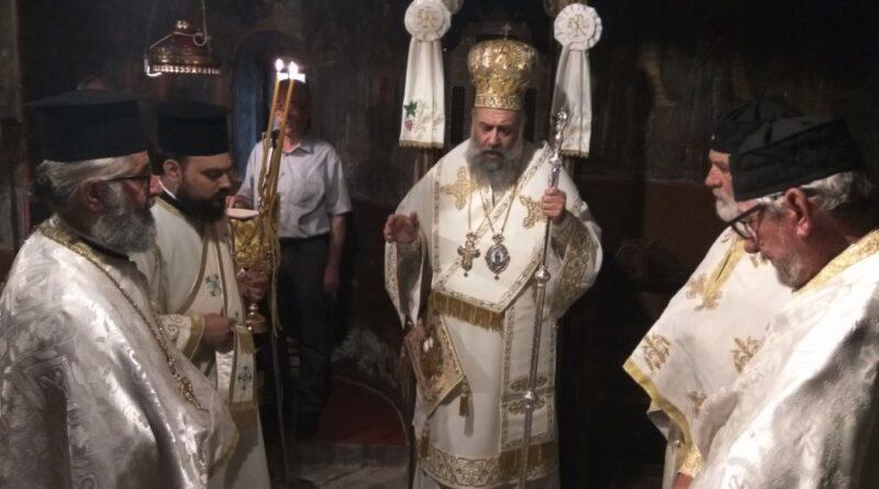 Η Εορτή της Μεταμορφώσεως του Σωτήρος στην Ι.Μ. Θεσσαλιώτιδος