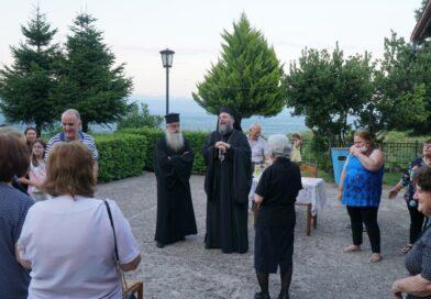 Ιερές Παρακλήσεις στο Ξυλοπάροικο και στο Βαλτινό