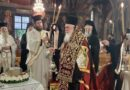Με κατάνυξη η υποδοχή της  Τιμίας Κάρας  του Αγίου Βησσαρίωνος στην Καλαμπάκας