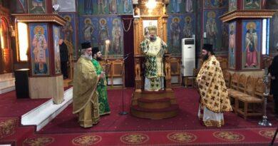 Η Εορτή του Αγίου Ευθυμίου του μεγάλου στην Ι.Μ. Θεσσαλιώτιδος