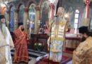 Αρχιερατική Θεία Λειτουργία στην Περιστέρα Καλαμπάκας