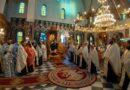 Αρχιερατικός εσπερινός στον Ι.Ν. Οσίων Μετεωριτών Πατέρων στην Καλαμπάκα