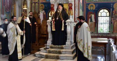 Ο Μεθέρτος Εσπερινός Και Η Ιερά Παράκληση Προς Τον Άγιο Αχίλλιο