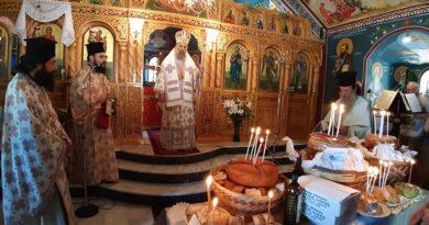 Εορτή της Αγίας Μαρίνας στο Μαυρομμάτι Καρδίτσας