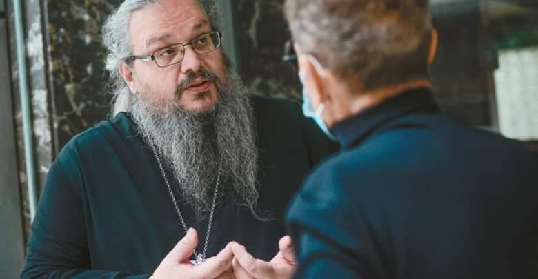 Ο Μητροπολίτης Λαρίσης Ιερώνυμος μίλησε για τα πάντα: Τα «μαγαζάκια» του Σώρρα πίσω από τους αρνητές