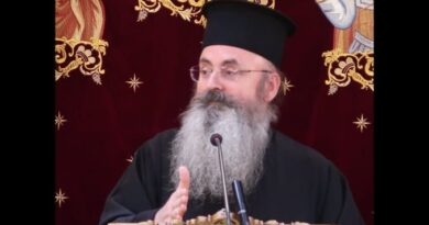 Νέος Μητροπολίτης Περιστερίου ο Αρχιμανδρίτης Γρηγόριος Παπαθωμάς